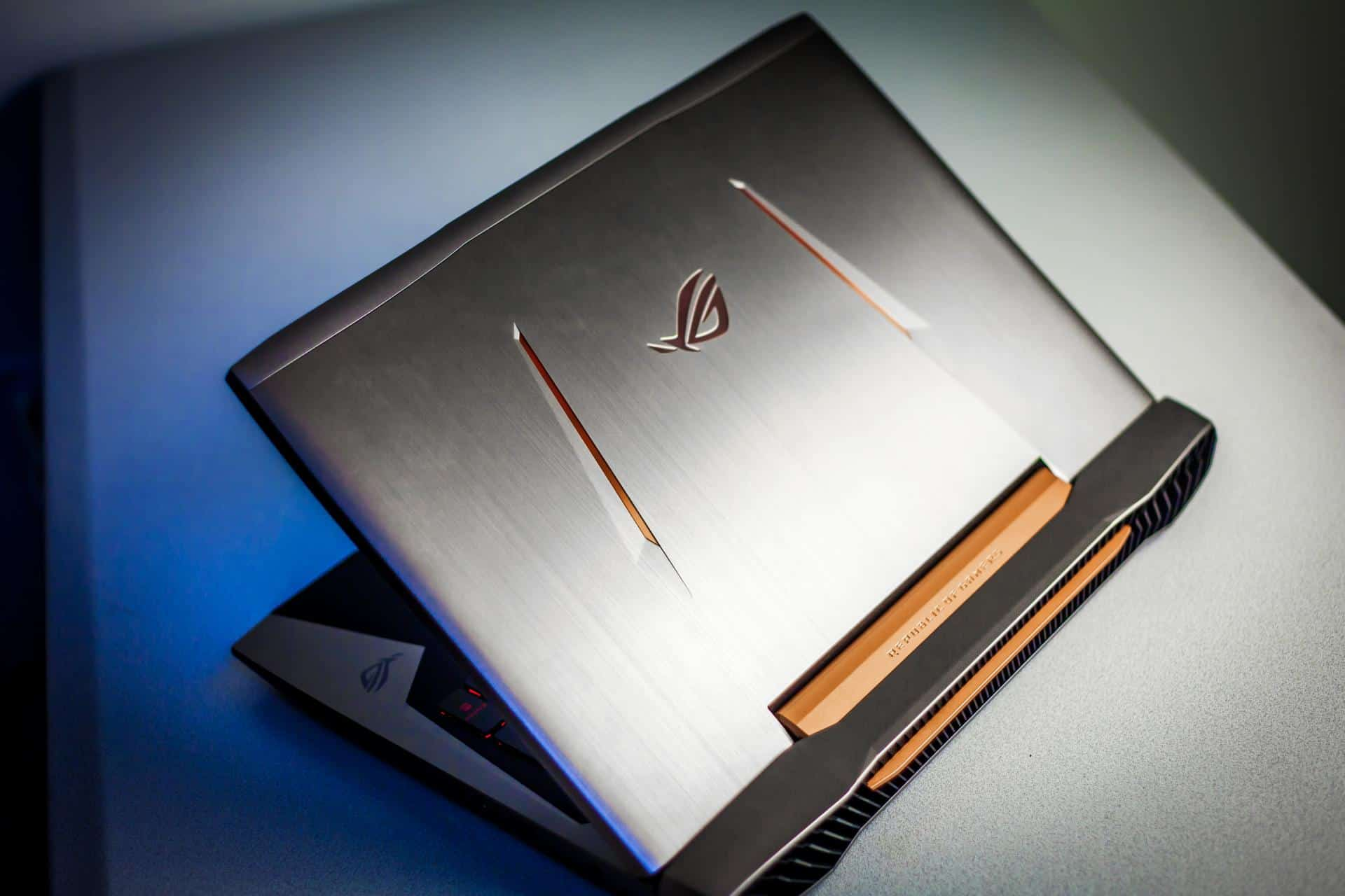 Asus Rog 17 3 Gaming Laptop i7 32gb GTX 1070oc Edition Review