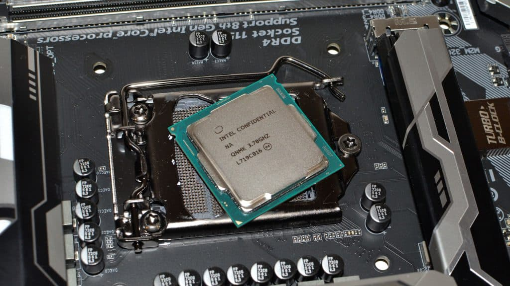 Fast Can Your CPU